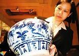 中國黃底青花瓶估價不到3萬 藝術品拍賣會竟以1.8億賣出