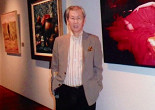 國際藝術家梁君午畫作,蔣經國總統、西班牙國王都收藏