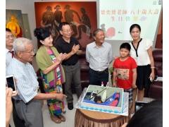 台灣藝術公司:台灣畫家藝術家梁奕焚極具典藏價值