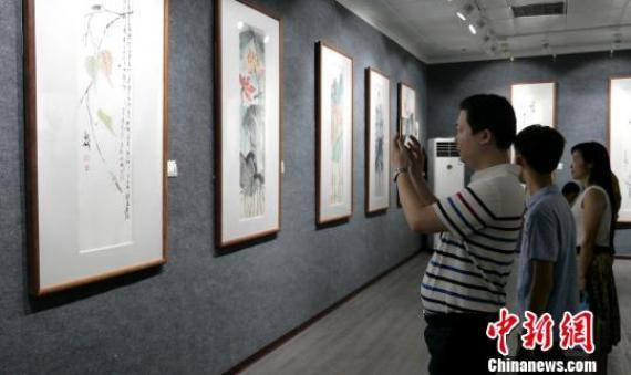 軍旅畫家林海城作品展