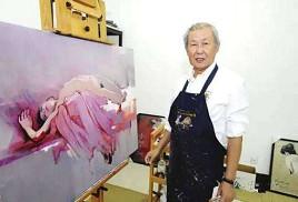 台灣西洋油畫藝術家梁君午大師介紹