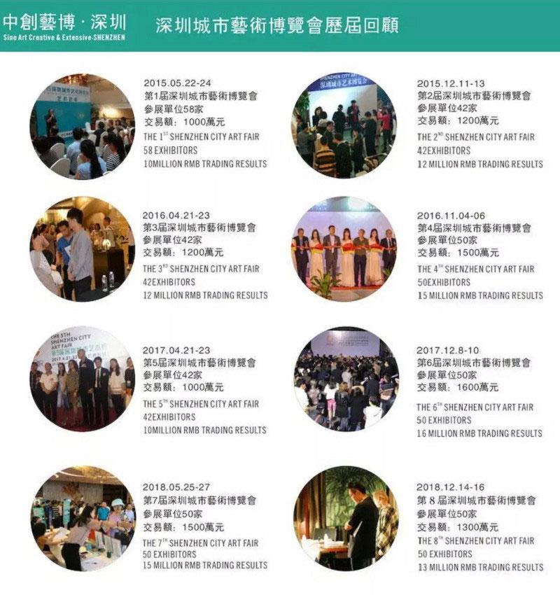 中創藝博-深圳城市藝術博覽會歷屆回顧