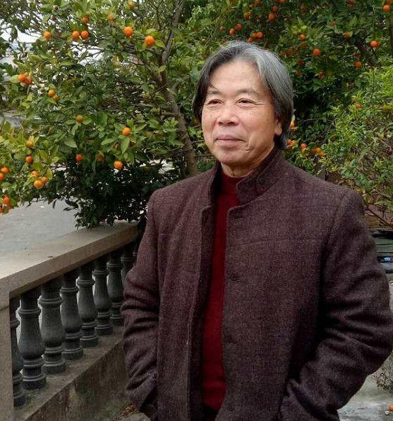 大陸畫家劉以通,中國水墨幻象派藝術創派宗師