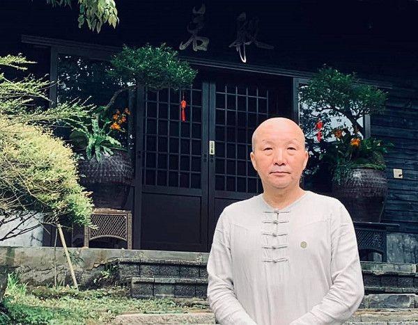 4台灣佛畫藝術家廖湘靈