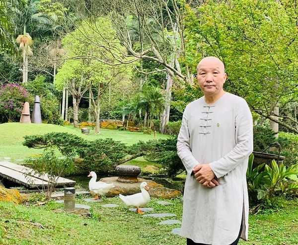 5台灣佛畫藝術家廖湘靈